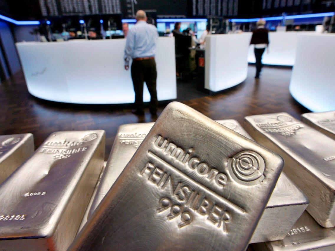 #SilverSqueeze: What's Happening With Silver in the Market? Thumbnail