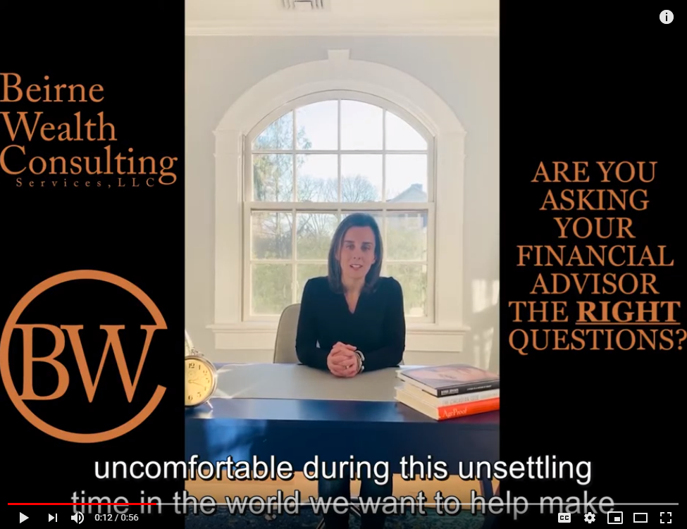 Are You Asking Your Financial Advisor the Right Questions? Thumbnail