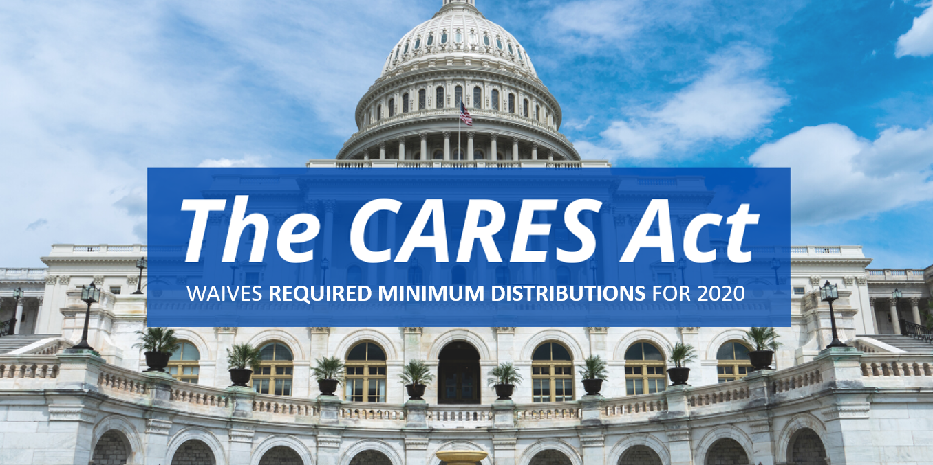 The CARES Act Has Waived RMD Distributions for 2020. Here's What You Should Know Thumbnail
