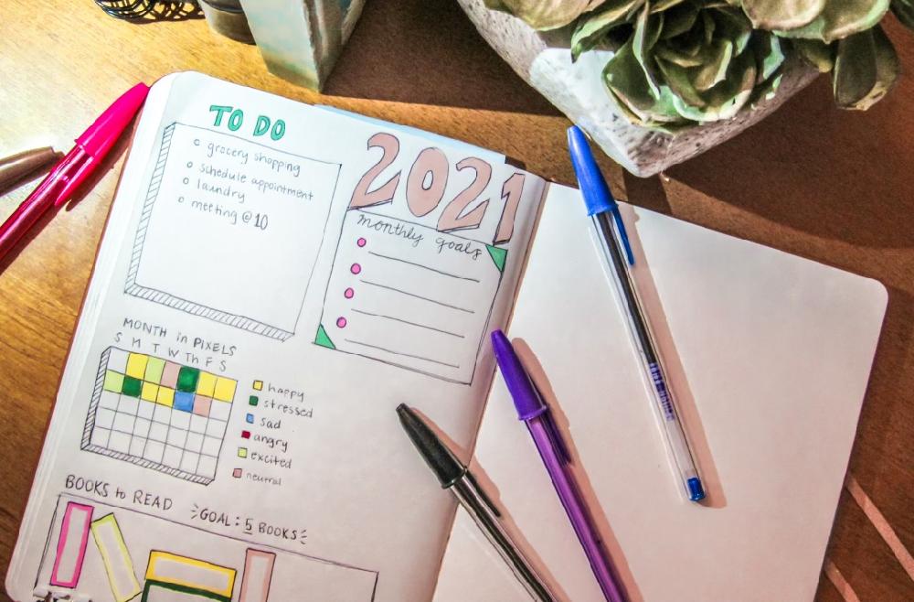 Bullet Journaling Your Way Toward a Budget Thumbnail