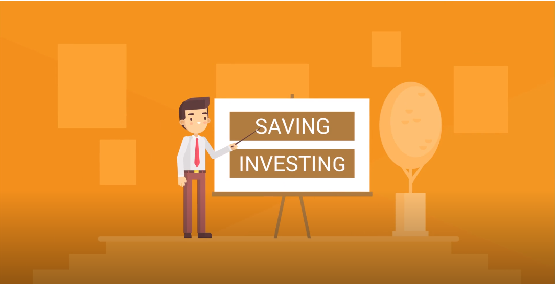 Saving vs. Investing Thumbnail
