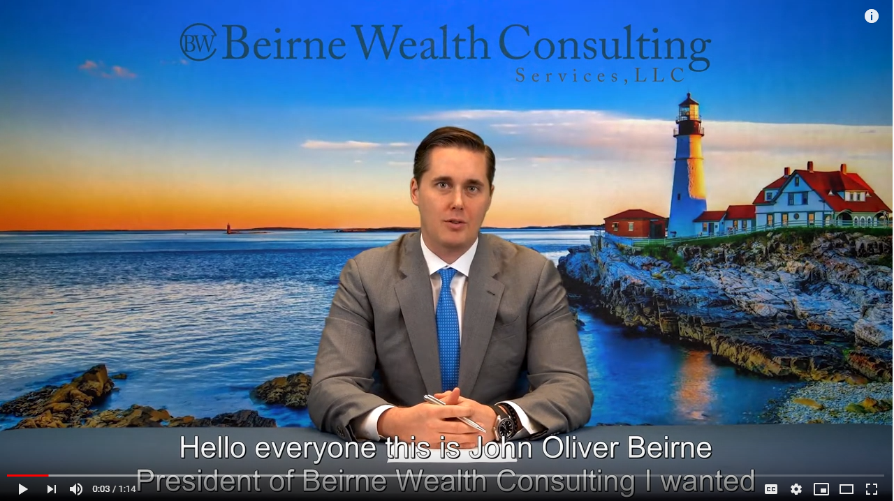 A Message from BWC President, John Oliver Beirne - April 7, 2020 Thumbnail