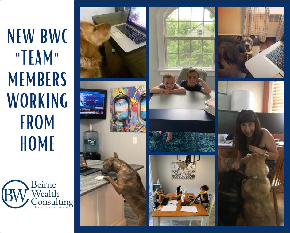 Working from Home: New BWC Team Members Thumbnail