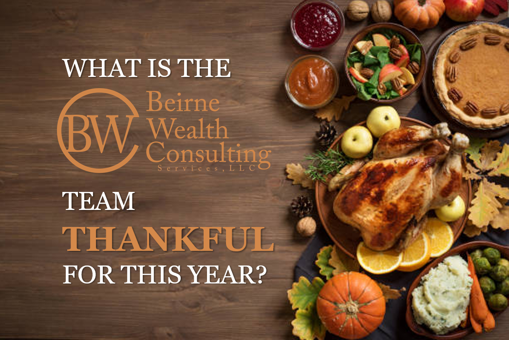 What is the BWC Team Thankful for this Year? Thumbnail