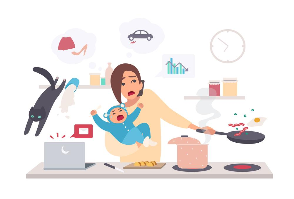 6 Surprising Costs of Motherhood Thumbnail