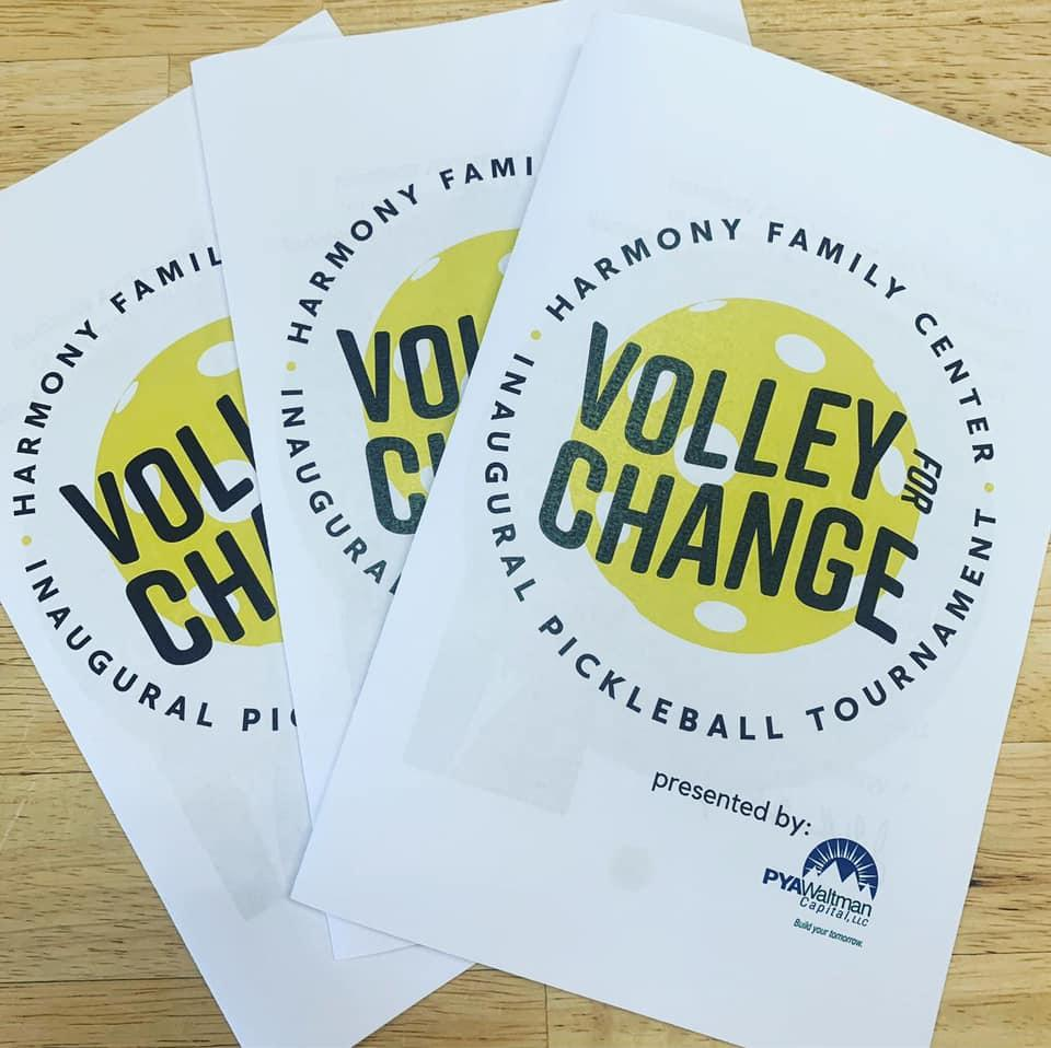 """Volley For Change"" Pickleball Tournament Highlights Thumbnail"