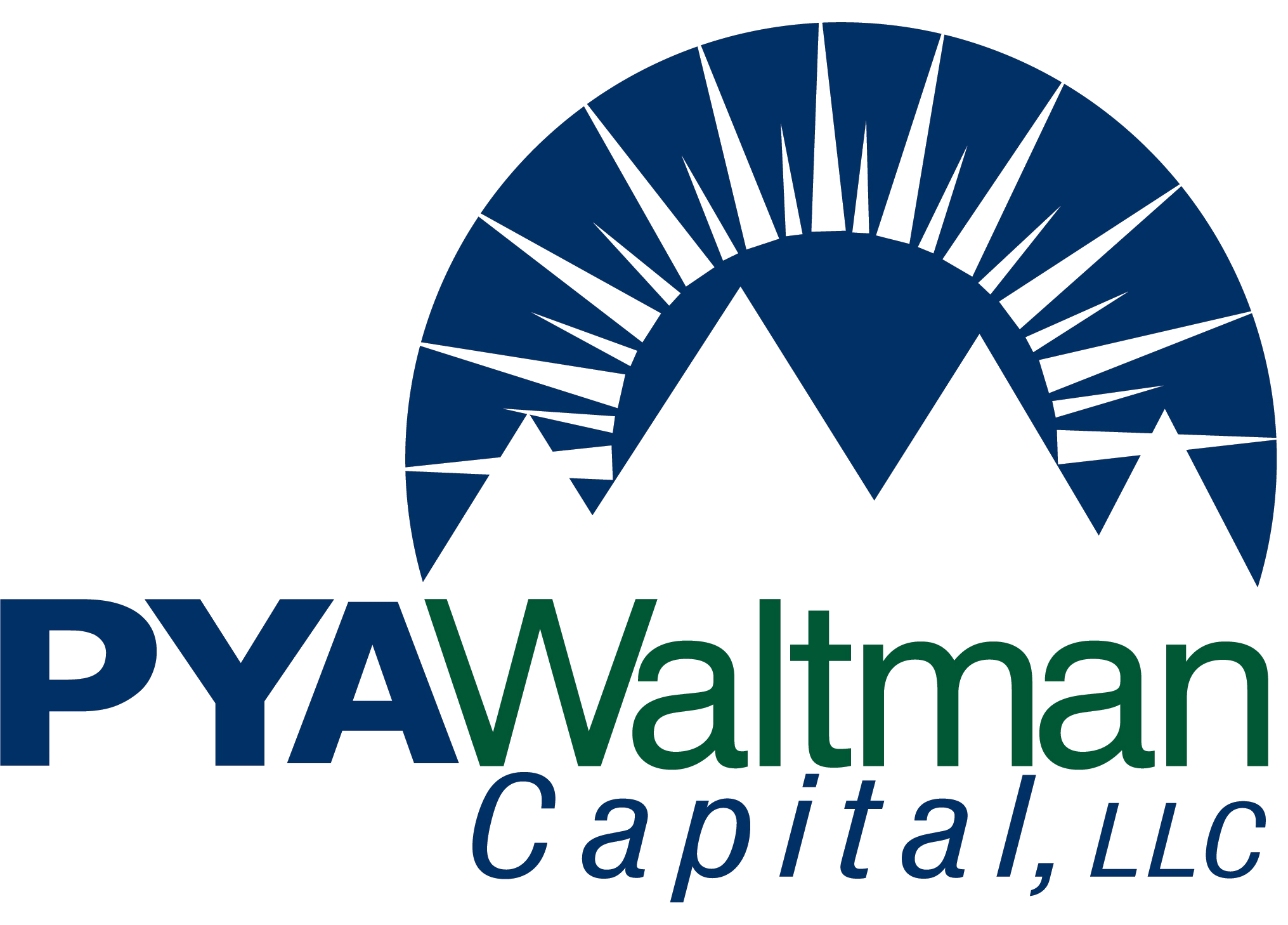 Logo for PYA Waltman Capital, LLC