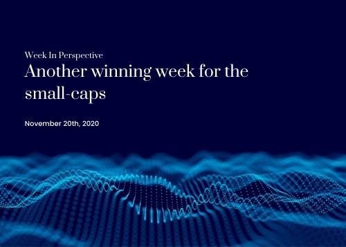 Week In Perspective November 20, 2020:  Another Winning Week for Small Caps Thumbnail