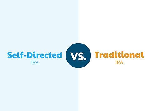 Self-Directed IRAs vs. Traditional IRAs Thumbnail