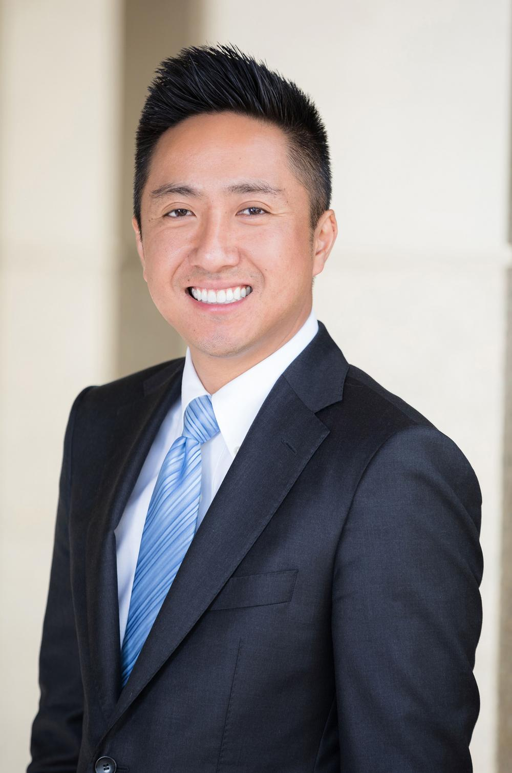 Michael Liang CFP®, CPWA®, CRPC® Photo