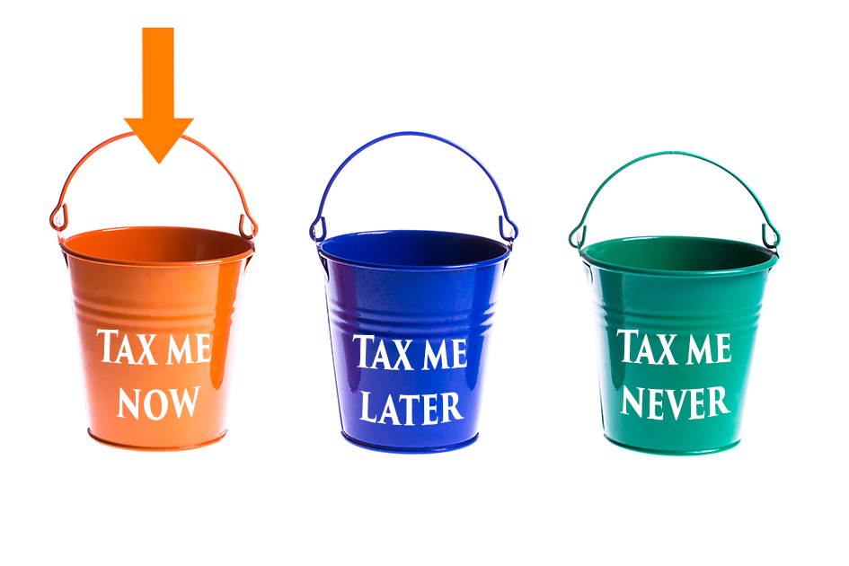 Bucket 1: Taxable Bucket  Thumbnail