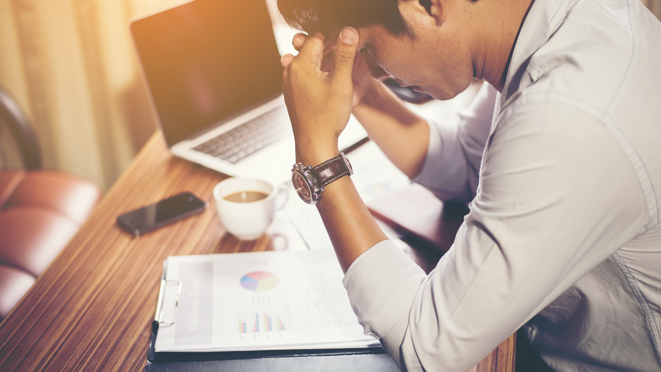 Is Money Causing You Stress? Here Are 5 Techniques to Overcome Financial Stress Thumbnail