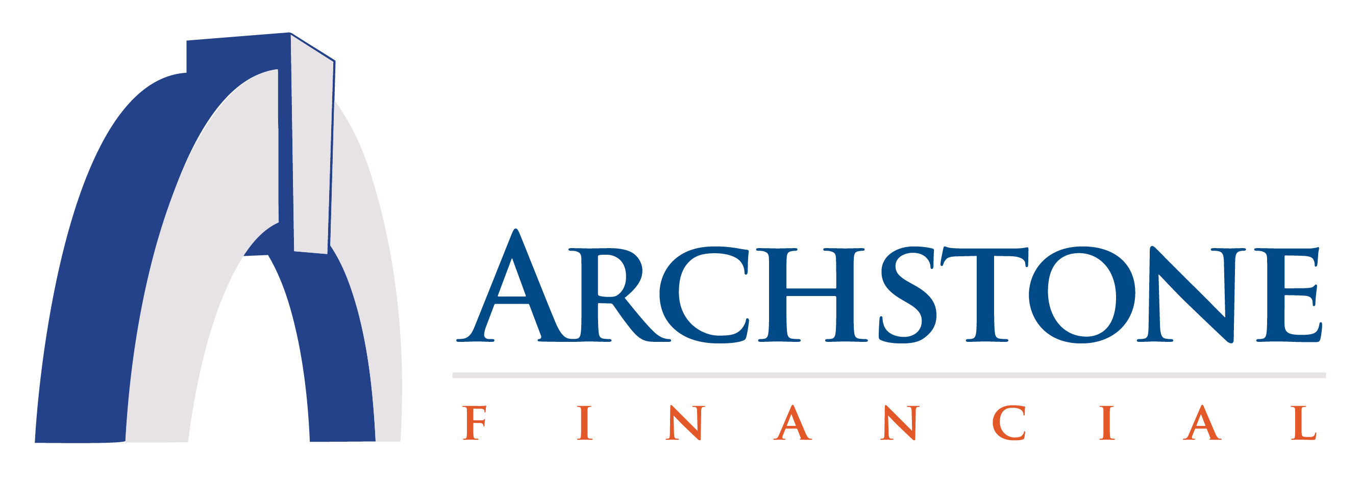 Logo for Archstone Financial