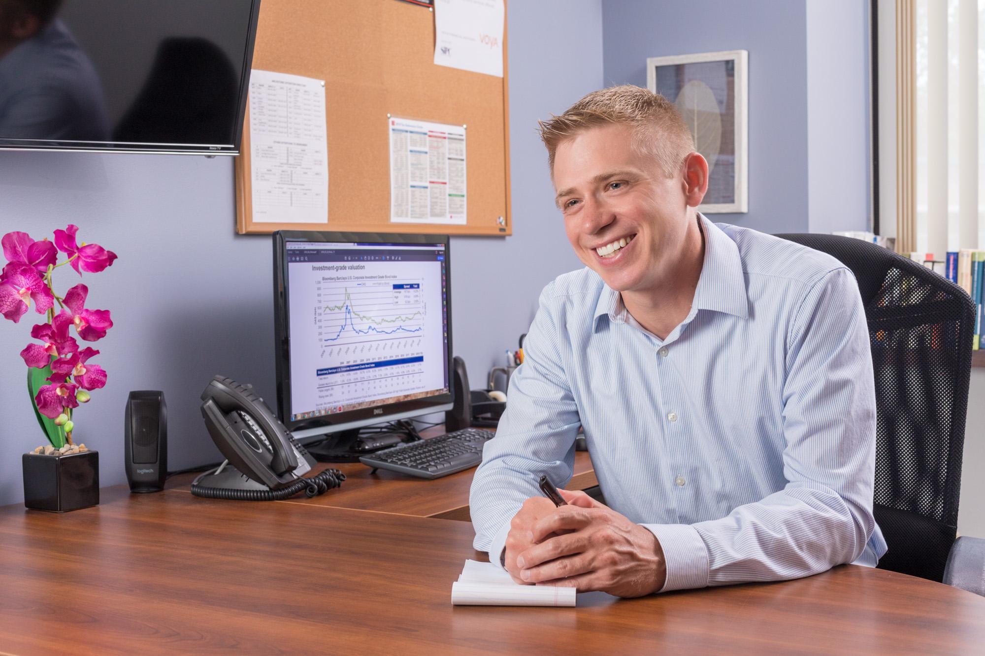 Aaron Kohl, CFP®, MBA Thumbnail