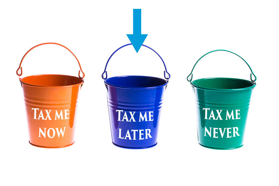 Bucket 2: Tax Me Later  Thumbnail