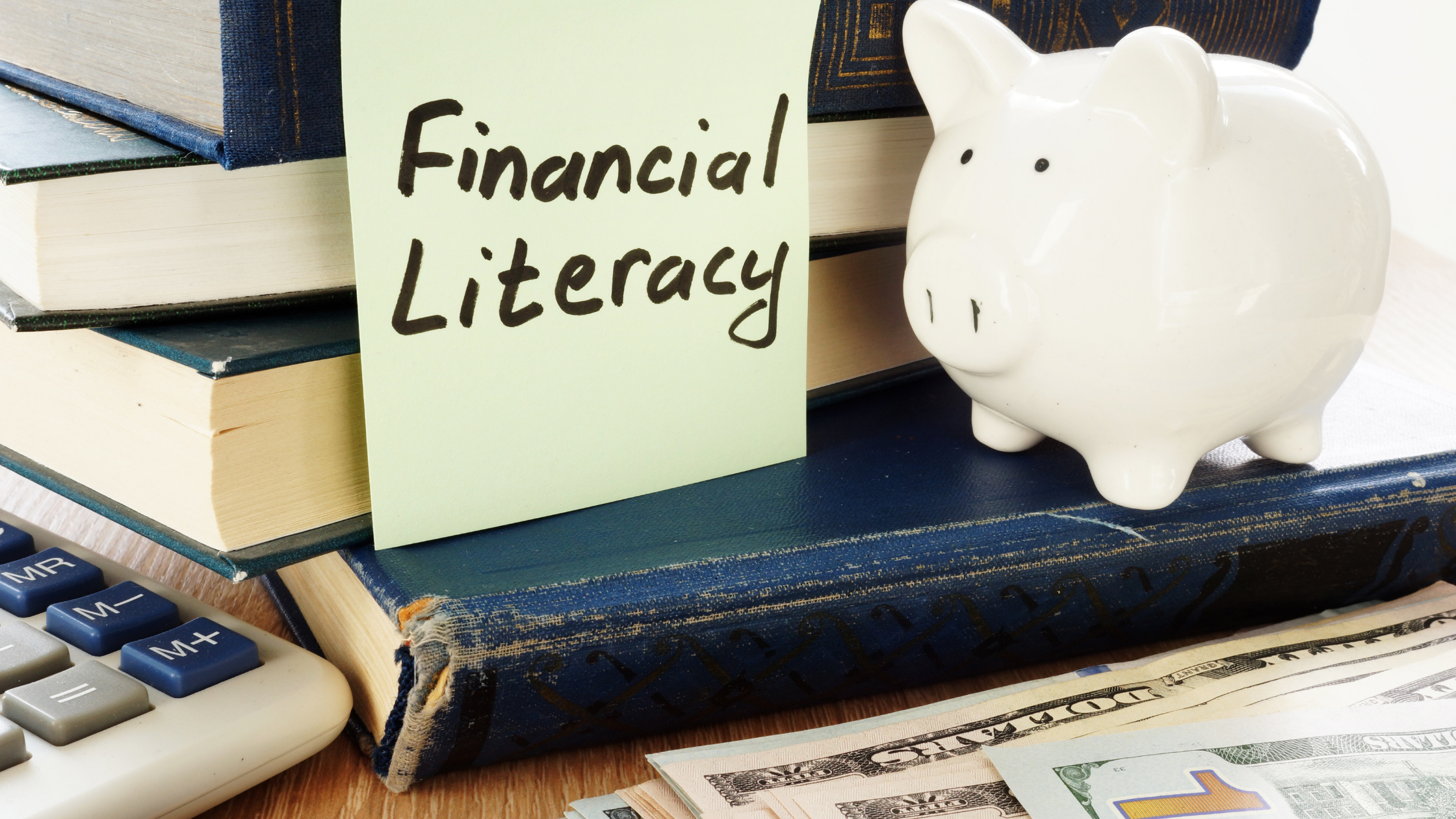 April Is National Financial Literacy Month: Here are 5 Finance Basics Everyone Should Know Thumbnail