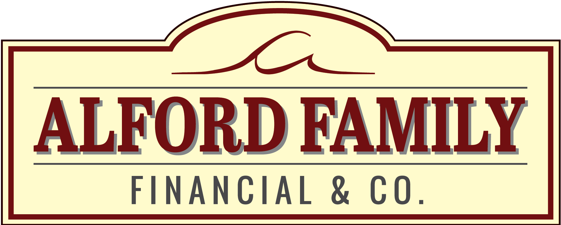 Logo for Alford Financial