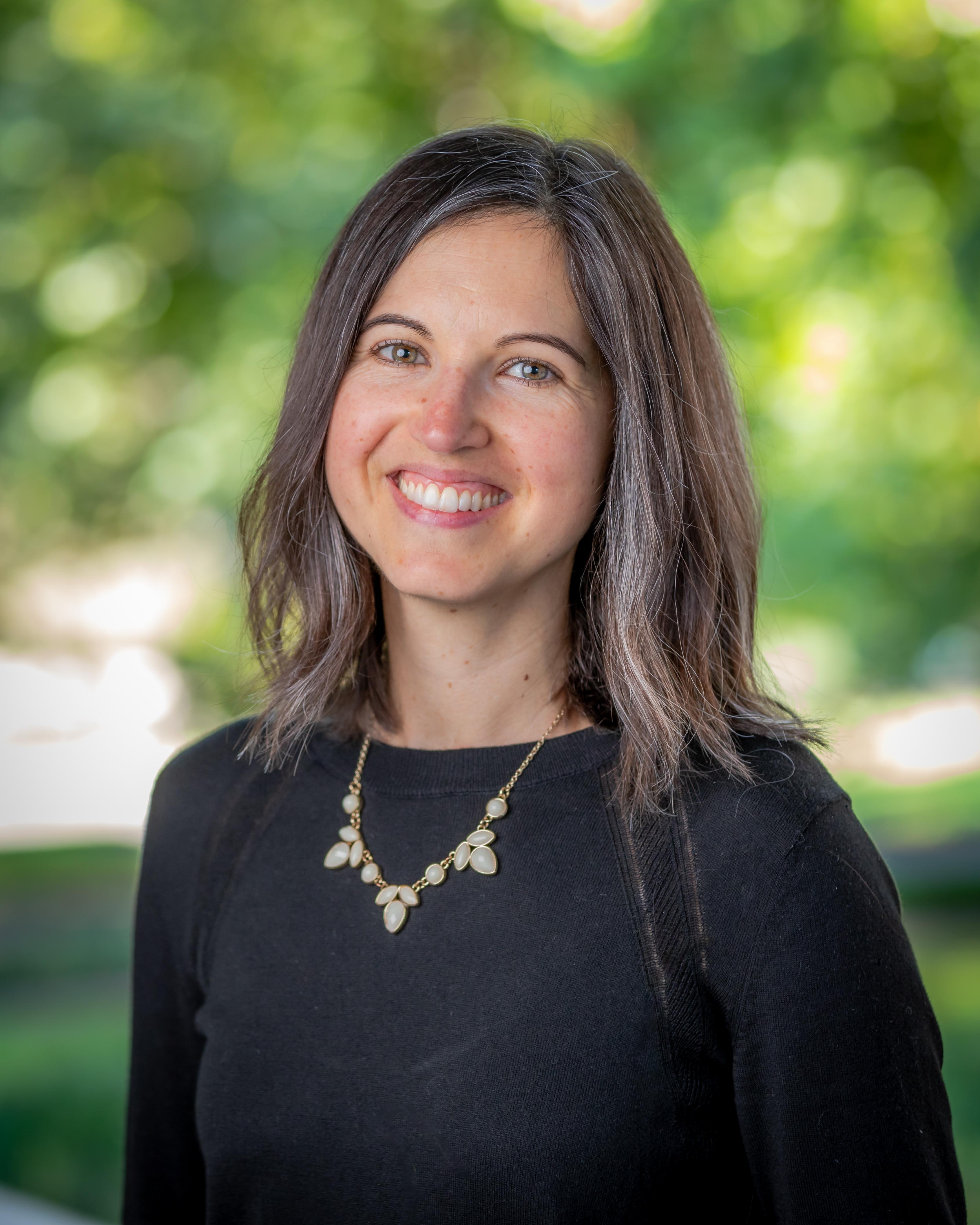 Headshot of Sarah Young