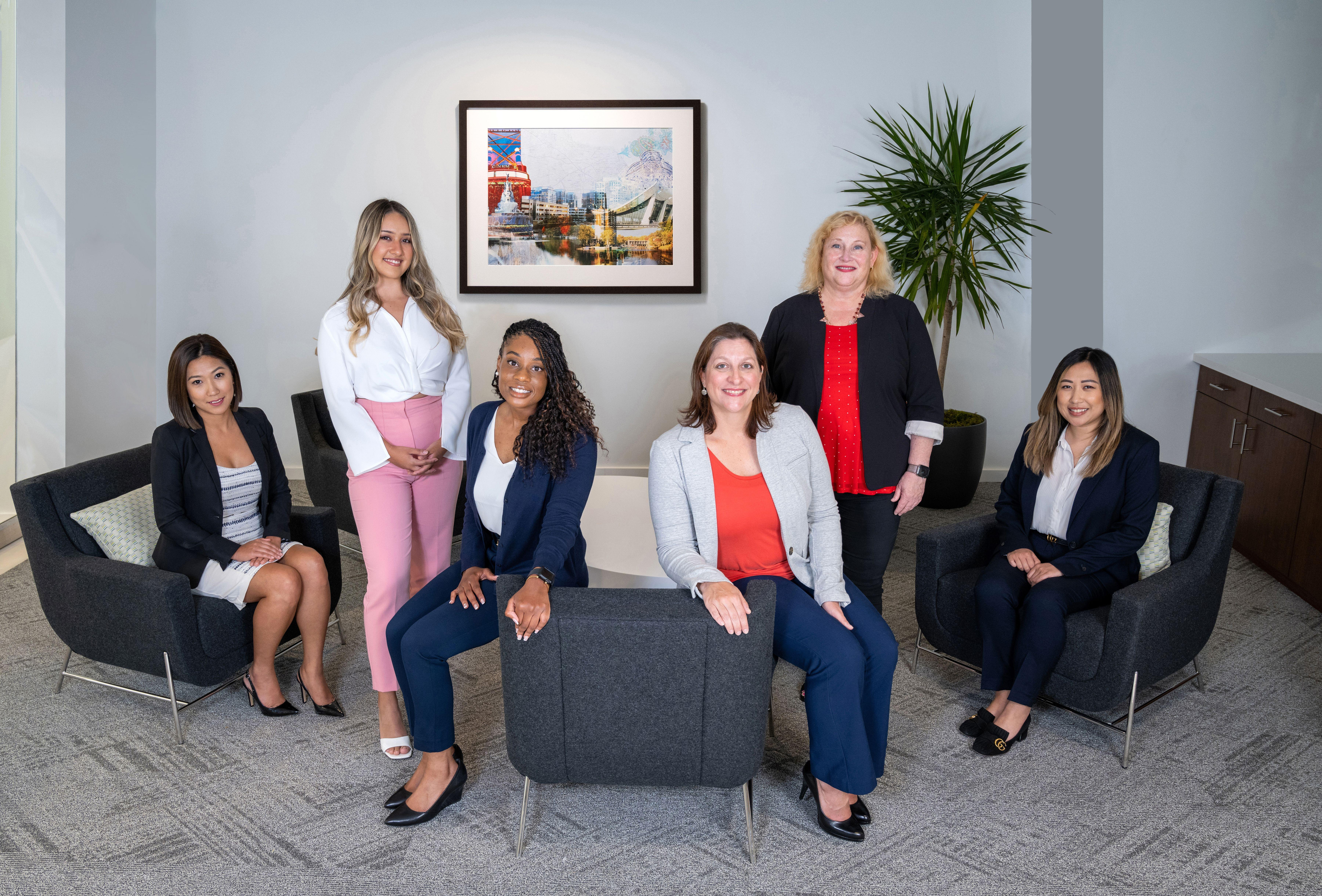 The Wise Investor Group featured in Arlington Magazine's Women in Business Thumbnail