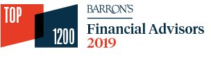 The Wise Investor Group Named to Barron's 2019 Top 1,200 Financial Advisors   Thumbnail
