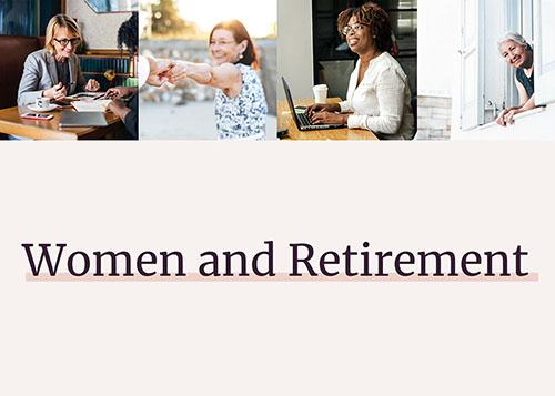 Women and Retirement Thumbnail