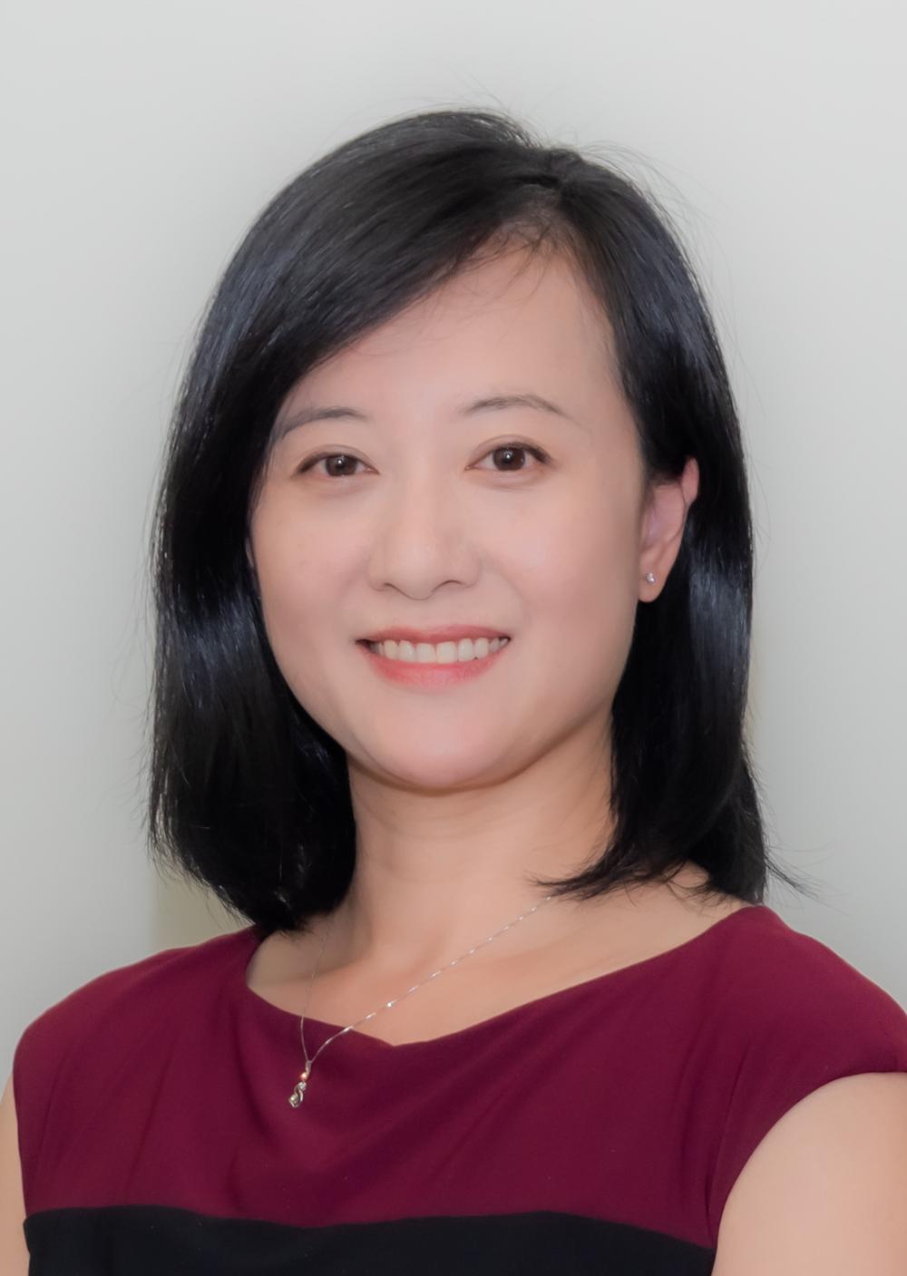Grace Chen, CFP, CIM Photo