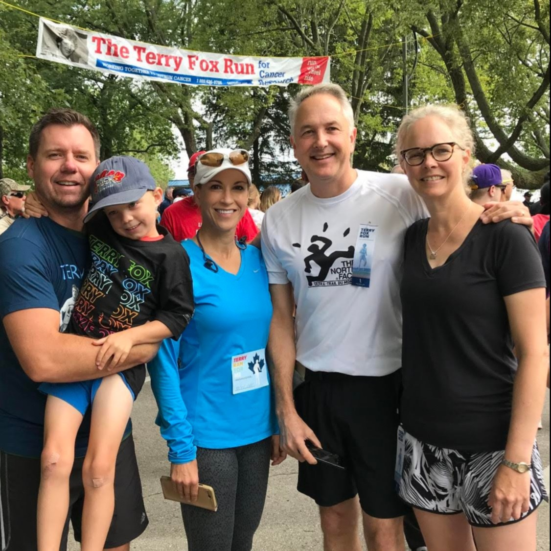 Cornwall Wealth Management Participates at The Terry Fox Run  Thumbnail