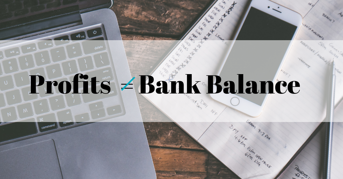 Why Your Business Profit Doesn't Equal Your Bank Account Balance Thumbnail