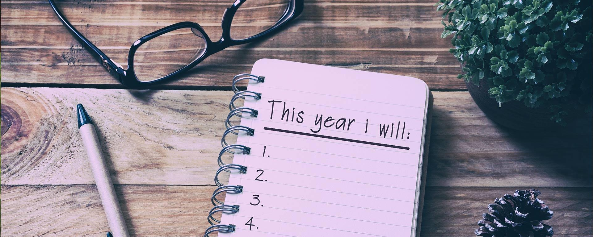 Four Financial Resolutions (and Simple Ways to Keep Them) Thumbnail