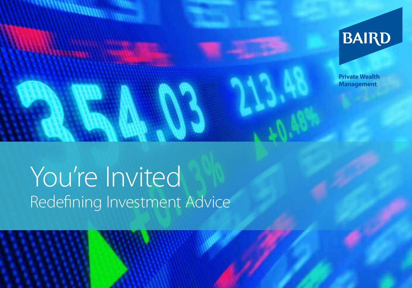Redefining Investment Advice with Weston Wellington Thumbnail