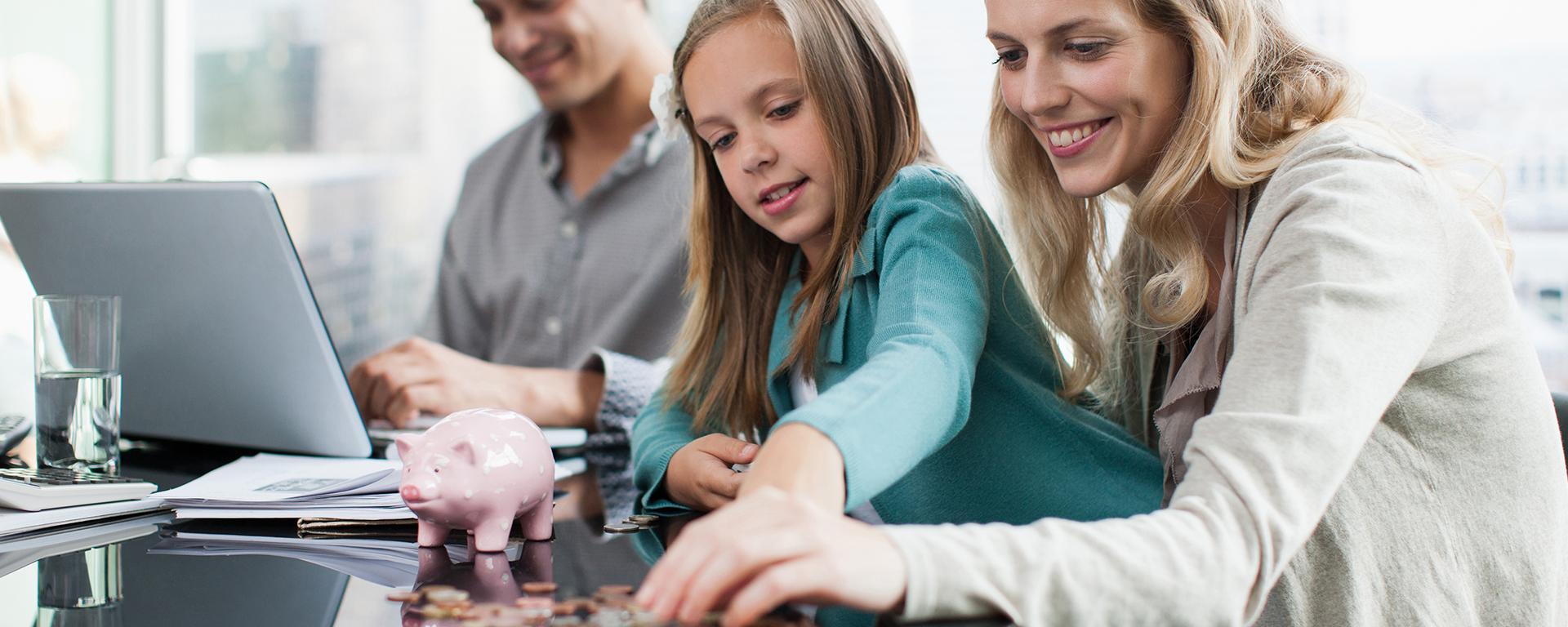 Modeling Good Financial Behavior for Your Kids Thumbnail