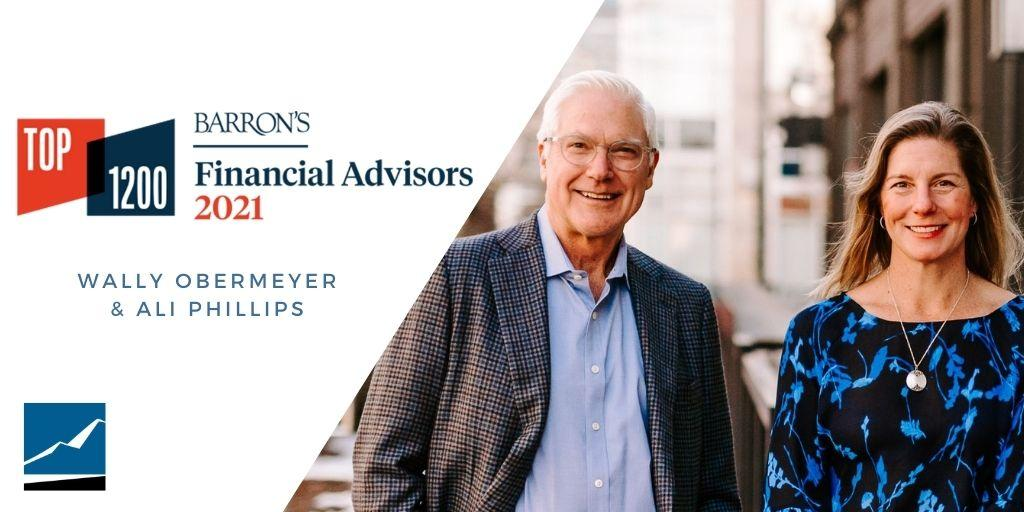 Obermeyer Wood Recognized by Barron's as Top Advisor Thumbnail