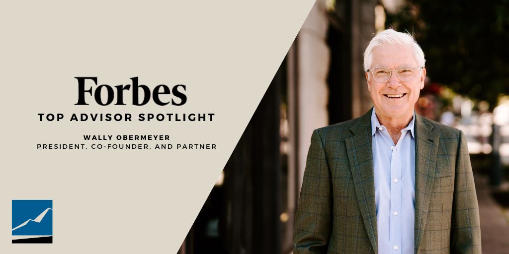 Forbes Top Advisor Spotlight: Wally Obermeyer Thumbnail