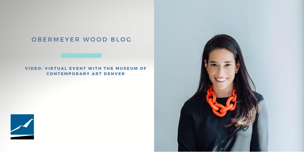 Video: Obermeyer Wood August Virtual Event with the Museum of Contemporary Art Denver Thumbnail