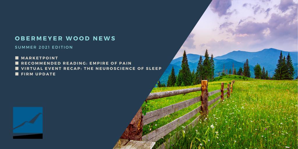 Obermeyer Wood News - Summer 2021 Thumbnail