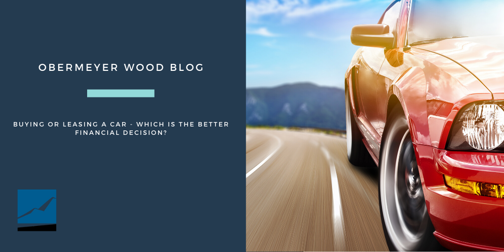 Buying or Leasing a Car – Which is the Better Financial Decision? Thumbnail