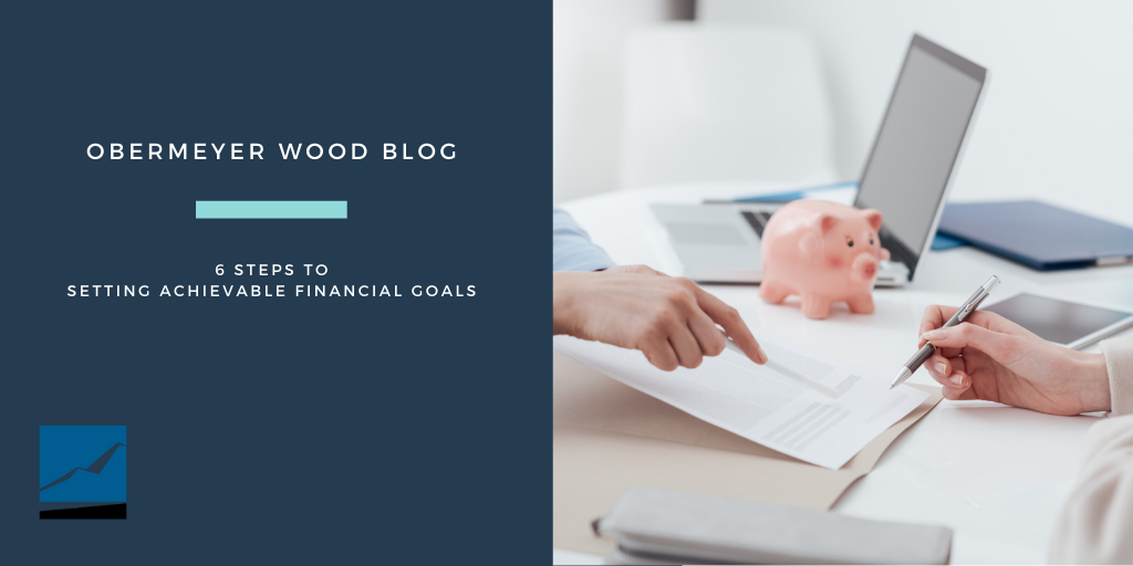6 Steps to Setting Achievable Financial Goals Thumbnail