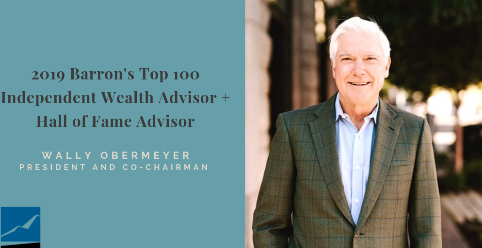 Obermeyer Wood Ranked in Barron's Top 100 Independent Wealth Advisor list for 12th Year, Inducted into Hall of Fame Thumbnail