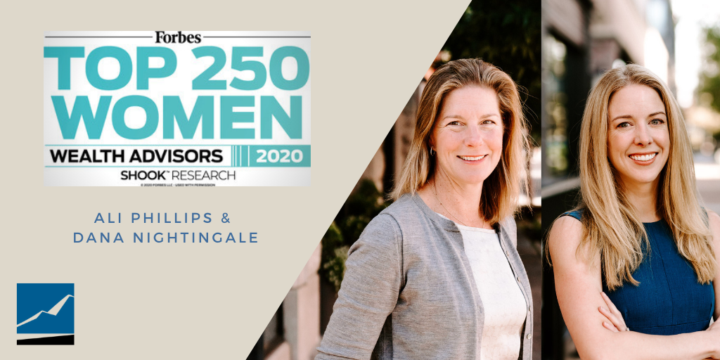 Phillips, Nightingale Named Forbes/SHOOK Research Top Women Wealth Advisors for 2020 Thumbnail
