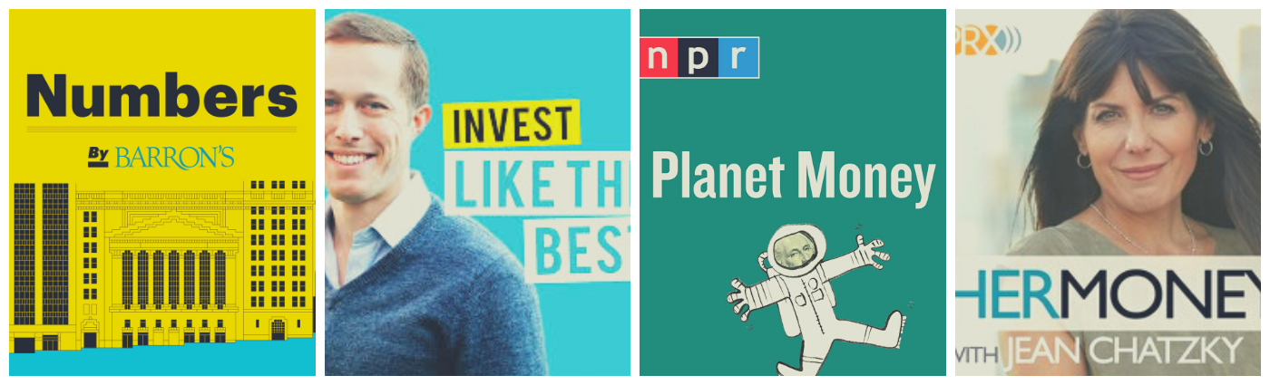 What Are We Listening To? Financial Podcasts For You To Know Thumbnail