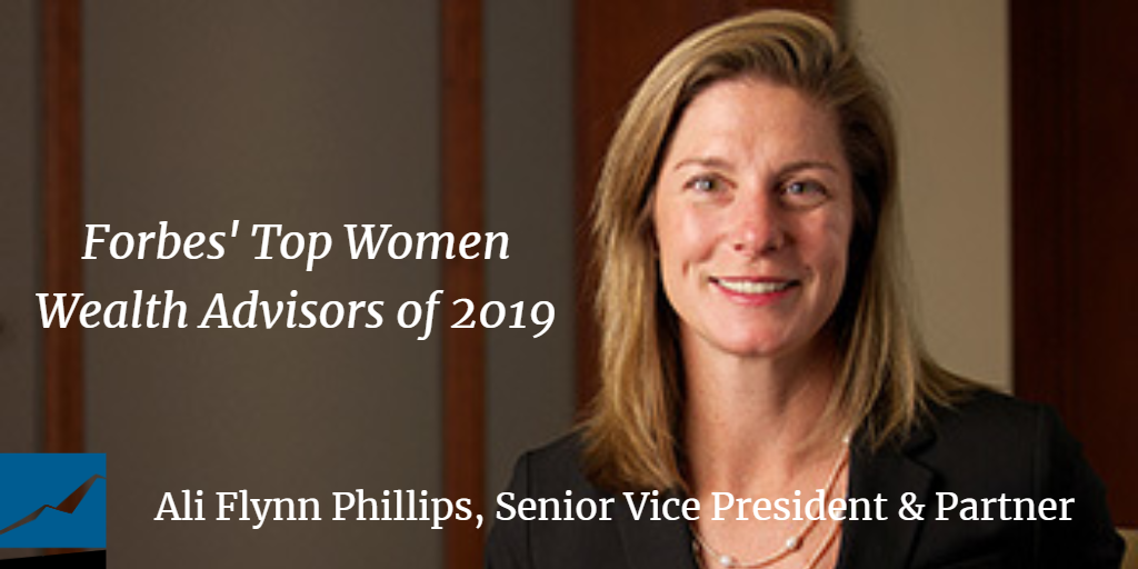 Forbes Names Phillips to Top Women Wealth Advisors List for Third Consecutive Year Thumbnail