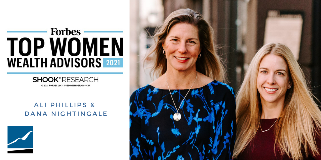 Phillips, Nightingale Recognized by Forbes and SHOOK Research as Top Women Advisors Thumbnail
