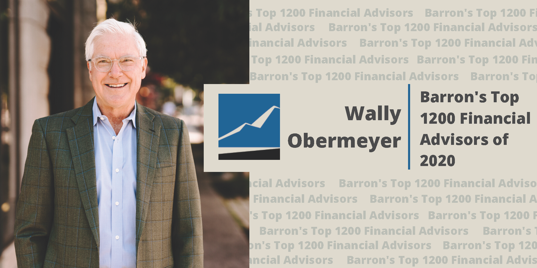 Wally Obermeyer Profiled in Barron's as Obermeyer Wood Investment Counsel Recognized in Top 1200 Advisor Ranking for Ninth Consecutive Year Thumbnail