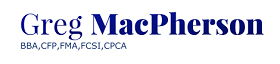 Logo for Greg MacPherson | Financial Advisor | New Brunswick