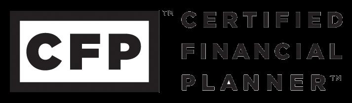 Certified Financial Planner badge