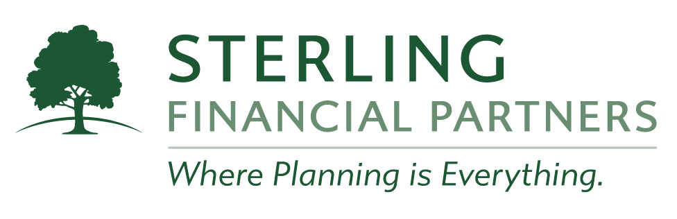 Logo for Sterling Financial Partners