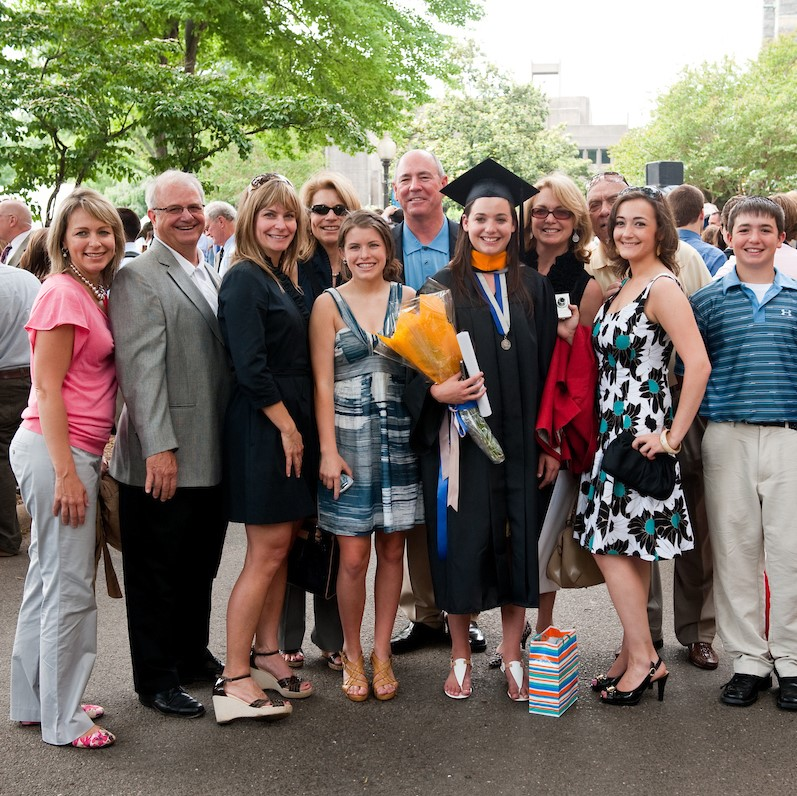 Families Family College Graduate