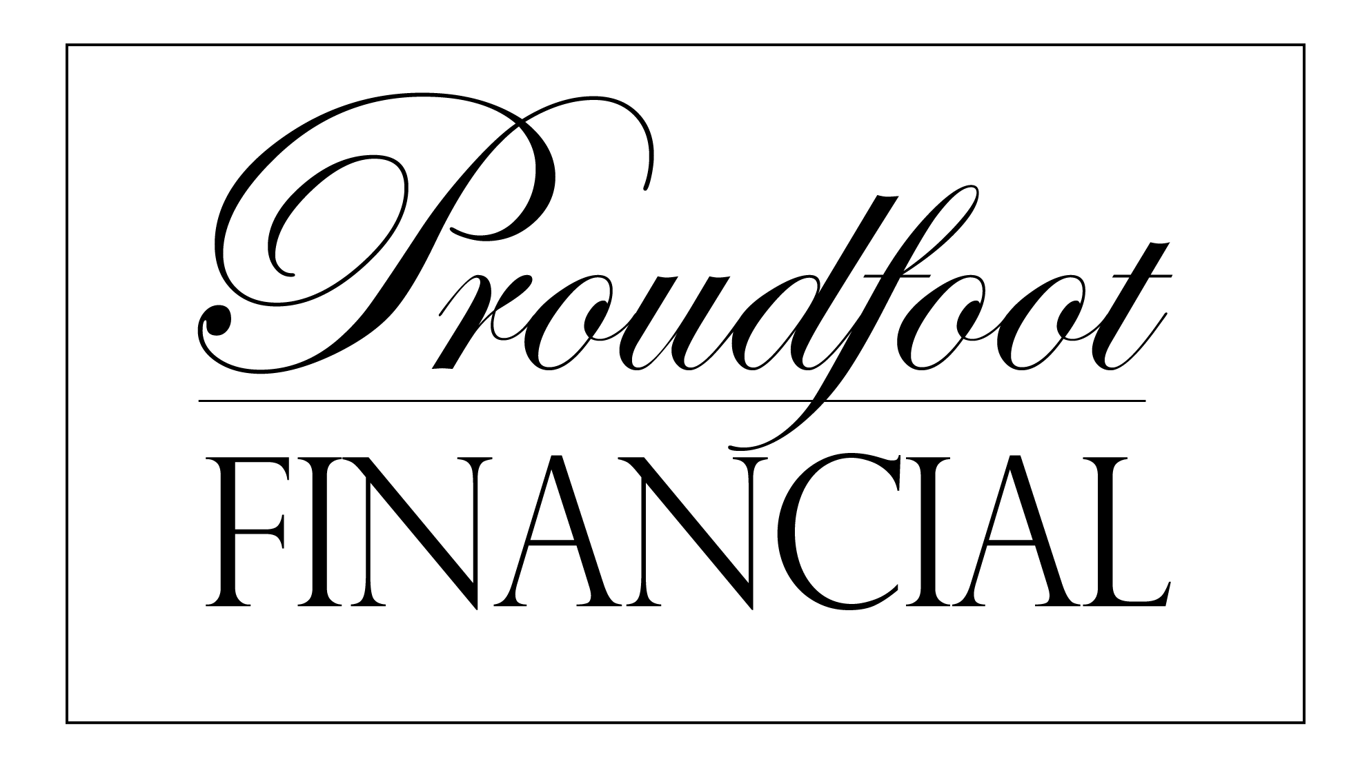 Logo for Proudfoot Financial | Vankleek Hill, Ontario