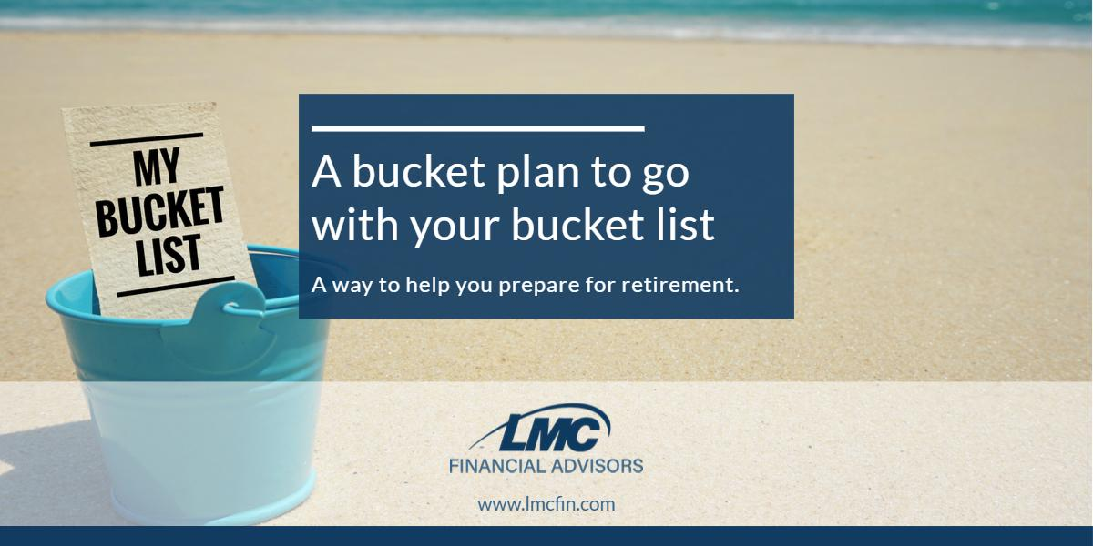 A bucket plan to go with your bucket list Thumbnail