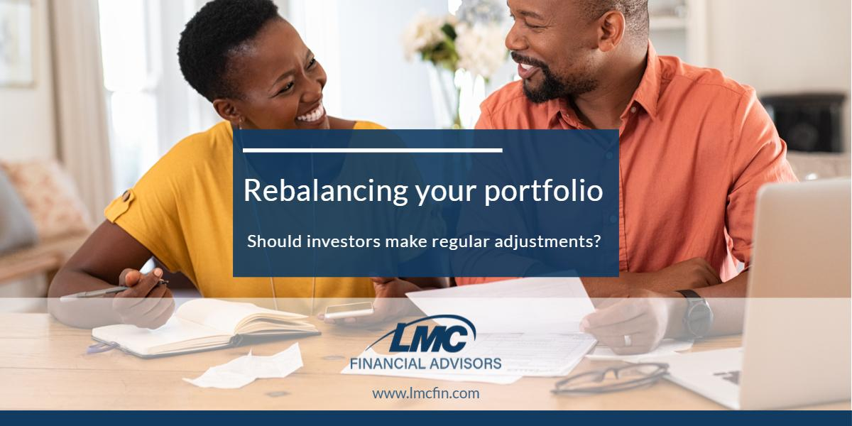 Rebalancing your portfolio Thumbnail
